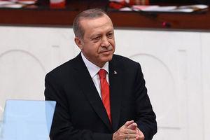 """فیلم/ سوگند""""اردوغان""""و آغاز نظام ریاستی در ترکیه"""