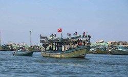 توقف کشتی «آزادی۲» توسط نیروی دریایی رژیم صهیونیستی