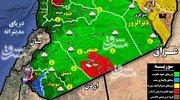 آخرین اولتیماتوم ارتش سوریه به تروریستها +نقشه میدانی