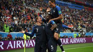 فرانسه اولین فینالیست جام/ حسرت شیاطین سرخ در رسیدن به ایستگاه آخر +فیلم