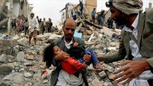 یکهزار و 316 کودک یمنی کشته یا نقص عضو شدند