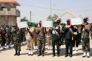 فیلم/ورود پیکر مطهر ۶۰ شهید دفاع مقدس به کشور