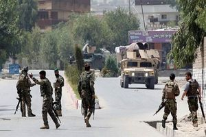 حمله تروریستی در افغانستان با ۲۱ کشته و زخمی پایان یافت