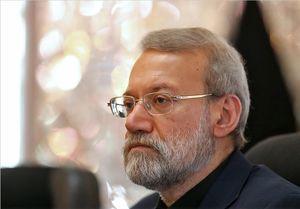 ملاک انقلابی بودن از دید علی لاریجانی