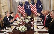 روز نخست نشست «ناتو»؛ از حمله ترامپ تا ضدحمله مرکل