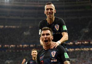 کرواسی با نقره داغ کردن انگلیس فینالیست شد/ رویای سه شیرها نیمه تمام ماند +فیلم