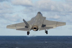 فیلم/ ایتالیا جنگنده های اف35 آمریکا را نمی خواهد