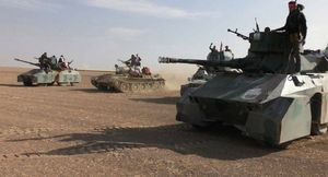 تلاش تروریست های داعش برای نفوذ به حومه جنوبی شهر سامراء ناکام ماند + نقشه میدانی و تصاویر