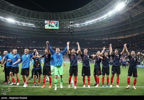 هزینه سنگین کرواتها برای حضور در بازی فینال