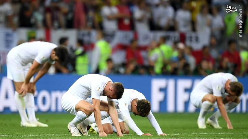 انگلیس قهرمان جهان شد