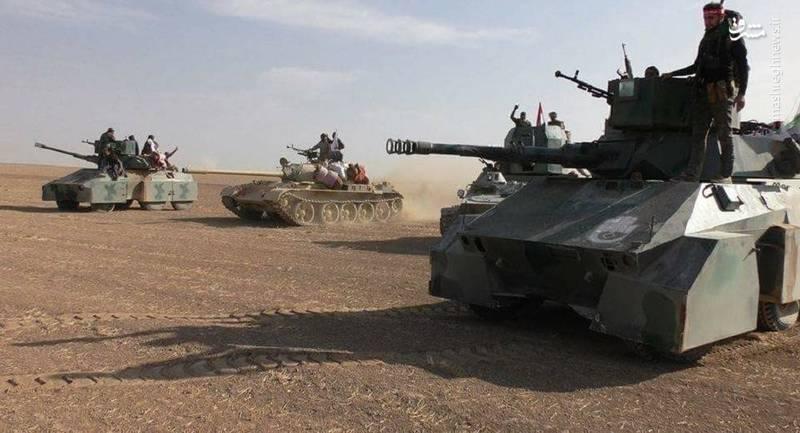 اختصاصی مشرق؛ تلاش تروریستهای داعش برای نفوذ به حومه جنوبی شهر سامرا ناکام ماند + نقشه میدانی و تصاویر