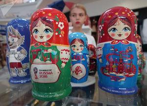 عکس/ معروفترین سوغات روسیه