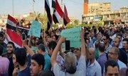 افزایش سطح هشدار امنیتی در عراق در پی ادامه اعتراضها