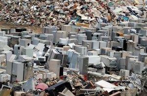 عکس/ خسارات سیل مرگبار ژاپن