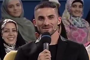 فیلم/ خوانندگی جالب میلاد محمدی در خندوانه!