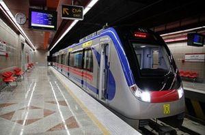 آغاز پذیرش مسافر در خط ۷ متروی تهران