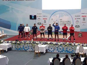 پولادمردان جوان ایران قهرمان جهان شدند