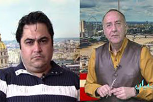 فیلم/حمایت مدیر کانال بدنام از جیش العدل!