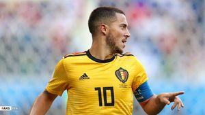 ستاره تکنیکی بلژیک پس از مارادونا و مسی قرار گرفت +عکس