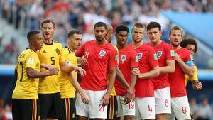 انگلیس و بلژیک