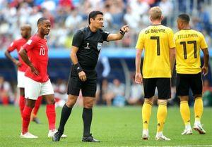 بهترین داور جام جهانی از دید کاربران اینترنتی +عکس