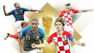 فینال جام جهانی به روایت اعداد