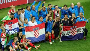 تنها دلیل نگرانی کروات ها در بازی فینال
