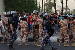 تظاهرات در عراق به خشونت کشیده شد +عکس