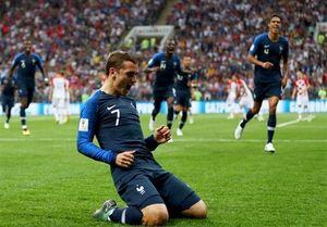 قهرمانی فرانسه در جام بیستویکم