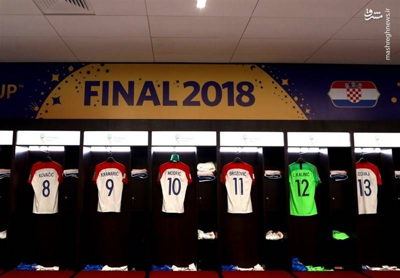 عکس/قهرمانی فرانسه در جام بیست ویکم
