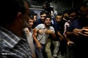 حمله هوایی اسرائیل به غزه در پاسخ به بادبادک