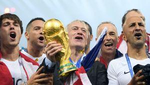 واکنش روزنامههای اروپا به قهرمانی فرانسه