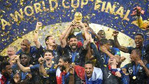 رکوردهایی که در فینال جام جهانی شکسته شد