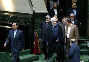 درخواست نمایندگان از لاریجانی برای اعلام وصول سوال از روحانی