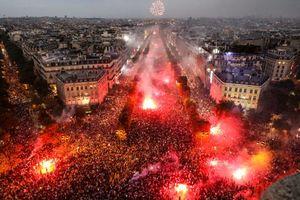 فیلم/ جشن یکو نیم میلیون نفری !