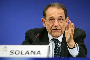 سولانا: ۴۰ سال است از عهده ایران برنمیآییم