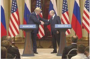 ترامپ: درباره فشار بر ایران با پوتین صحبت کردم
