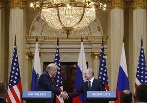 درخواست برکناری ترامپ توسط مقامات آمریکا
