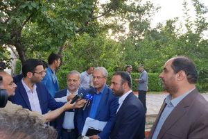 وزیر کار در قزوین