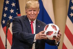 عکس/ هدیه پوتین به ترامپ