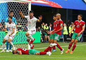 عکس/ شادی طارمی و انصاریفرد جزو 10 تصویر برتر جام جهانی