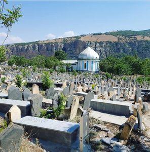 عکس/ اولین گورستان مسلمانان ایران کجاست؟