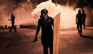 تظاهرات گسترده مردم بحرین علیه رژیم آلخلیفه