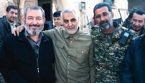دانش نظامی شهید علیپور فرماندهان سوری را متعجب میکرد