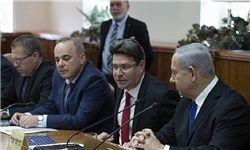 جلسه امنیتی نتانیاهو با مقامات نظامی تلآویو,