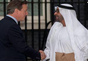 رسوایی لابی امارات در انگلیس,