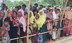 پناهجویان میانمار