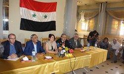 کردهای سوریه به دنبال مذاکره با دمشق,