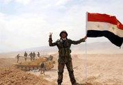 سقوط دومینوار مواضع تروریست ها در قنیطره و درعا +نقشه