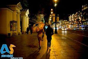 سفر به پایتخت فرهنگی روسیه